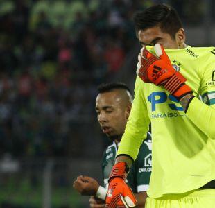 """El mea culpa de Castellón tras descenso: """"Mil disculpa a la gente de Santiago Wanderers"""""""