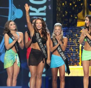 Pedazo de basura: un escándalo remece al concurso Miss America