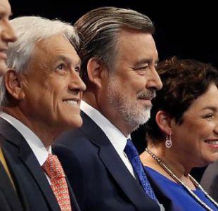 11% de los votos de Sánchez optó por Piñera en segunda vuelta