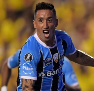 [VIDEO] Lucas Barrios está cerca de confirmar su regreso a Colo Colo