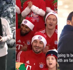 Navidad en el fútbol: Villancico del Bayern, cena en Juventus y regalos de Zlatan