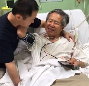 Familiares de víctimas de Fujimori pedirán anular su indulto