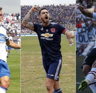 [VIDEO] Los refuerzos que han asegurado los clubes chilenos para el 2018