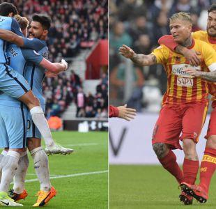 [VIDEO] Manchester City y Benevento: Las dos caras de la moneda en Europa