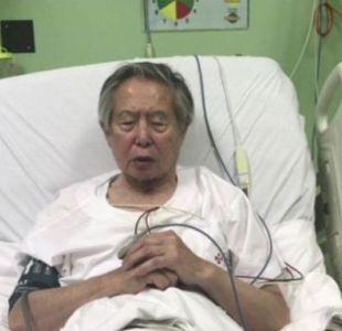 Fujimori mejora, pero pasará el Año Nuevo hospitalizado en Perú