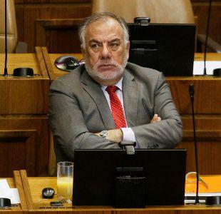 La caída de Andrade en el Consejo de Asignaciones Parlamentarias