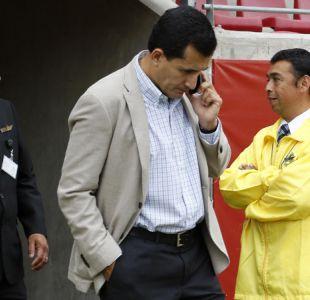 """Osses justifica a Gamboa: """"Detrás de un árbitro hay un ser humano que comete errores"""""""
