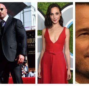 Estos son los actores que más dinero han recaudado en 2017