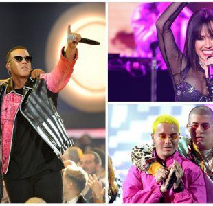 Las 10 mejores canciones latinas del género urbano en este 2017