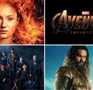 Los 20 estrenos que marcarán el 2018