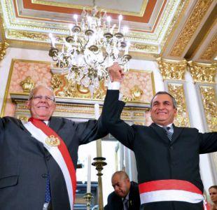 Kuczynski toma juramento a nuevo ministro del Interior peruano