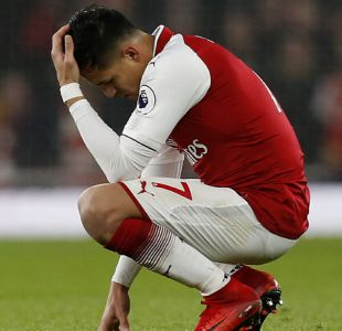 "Wenger le da un ""portazo"" a la salida de Alexis Sánchez del Arsenal"