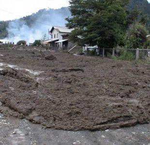 [VIDEO] Habitantes de Villa Santa Lucía presentarán denuncia por aluvión