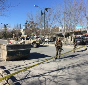 Atentado en centro cultural chiita en Kabul deja al menos 40 muertos