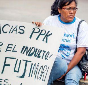 """ONU: indulto a Fujimori es """"revés para Estado de derecho"""""""