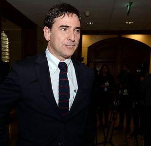 Andrés Montes renuncia a la Fiscalía Centro Norte