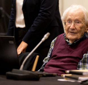 Tribunal Constitucional envía a prisión a ex contador de Auschwitz
