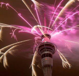 Año Nuevo en Auckland