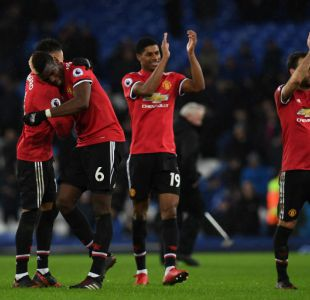 El Manchester United vuelve a la victoria en la Premier League