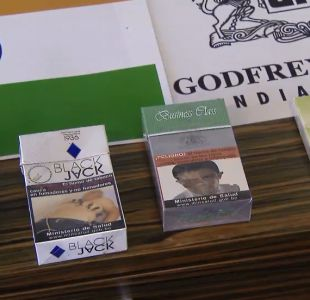 [VIDEO] Crece contrabando de cigarros