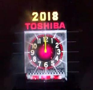 [VIDEO] Las postales del Año Nuevo en el mundo