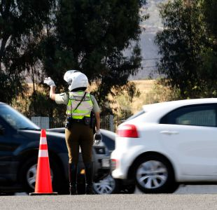 Fin de semana de año nuevo deja 24 fallecidos producto de accidentes de tránsito