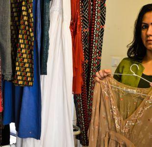 La mujer que colecciona ropa de víctimas de agresiones sexuales