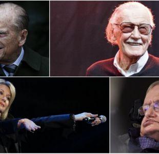 The DeathList: Las 50 celebridades que podrían morir en 2018