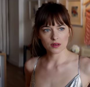 "Dakota Johnson en ""50 sombras liberadas"""