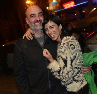 Paz Bascuñán y su marido, Miguel Asensio