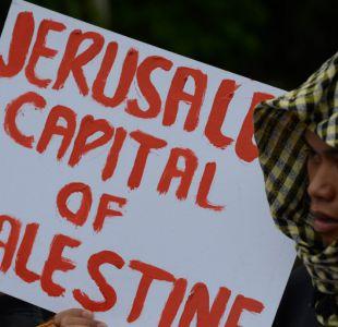 """La presidencia palestina dice que Jerusalén """"no está en venta"""""""