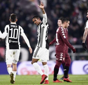 Juventus gana el derbi al Torino y clasifica a semifinales de la Copa Italia