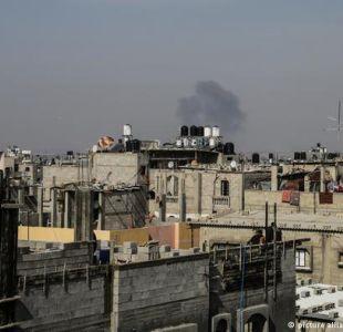 Milicias palestinas en Gaza lanzan tres proyectiles hacia Israel