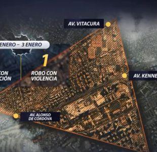 [VIDEO] El Triángulo de las Bermudas de Vitacura