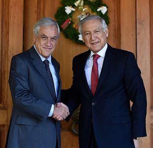 Heraldo Muñoz revela petición de Presidente Piñera para designación de Canciller