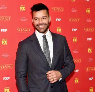 La osada foto de Ricky Martin que encendió las redes sociales
