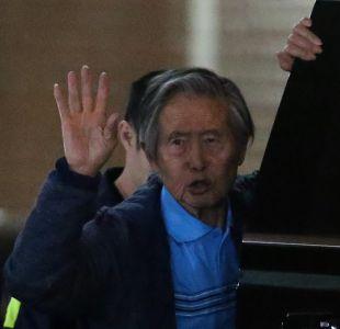 """Fujimori, """"héroe"""" y """"villano"""" de Perú"""