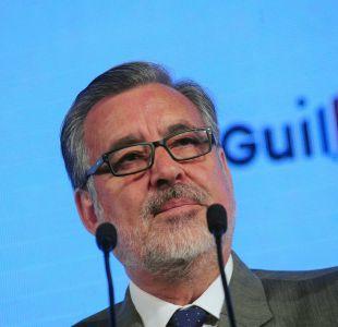 Guillier lanza nueva arremetida contra Piñera y critica nombramiento de presidente de Codelco