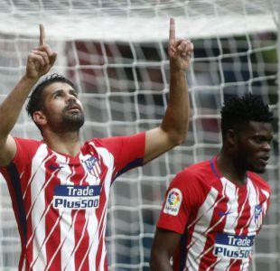 Atlético de Madrid y Valencia ganan para seguir al acecho del Barcelona