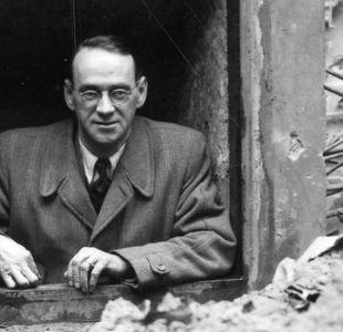 Carl Lutz Weg el olvidado Schindler suizo que recató civiles en la segunda Guerra Mundial