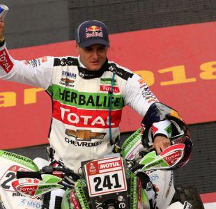 Casale es declarado ganador de la etapa 10 del Dakar tras restablecimiento de tiempos