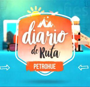 [Reportajes T13] Diario de Ruta: Las bellezas de Petrohué