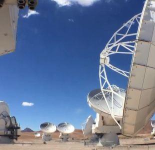 [VIDEO] Observatorio ALMA: El telescopio que sorprende al mundo