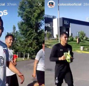 Colo Colo arranca su pretemporada con Brayan Cortés como único refuerzo