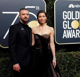 [FOTOS] 12 parejas que lucieron todo su amor en la alfombra roja de los Globos de Oro