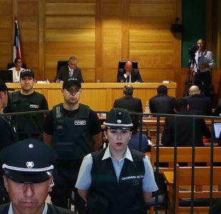 Caso Luchsinger: Tribunal ordena detención para siete imputados