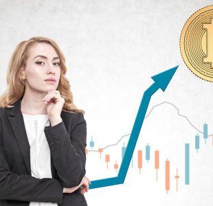 Por qué la falta de mujeres que invierten en bitcoins es una mala señal