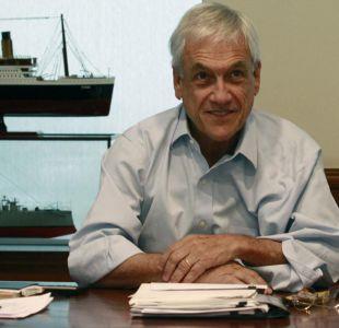 "Piñera afirma que partidos ""renunciaron a ejercer su influencia"" en nómina de posibles ministros"