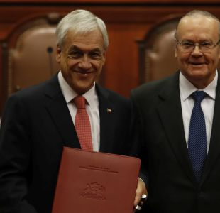 Piñera hace llamado a la unidad tras ser proclamado como Presidente electo