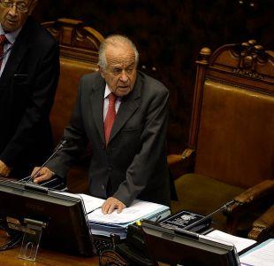 Senado aprueba nombramiento de Zaldívar como miembro del Consejo de Asignaciones Parlamentarias
